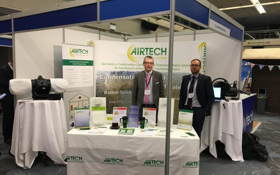 Airtech Showcases Social Housing Ventilation Range At Total Housing 2018